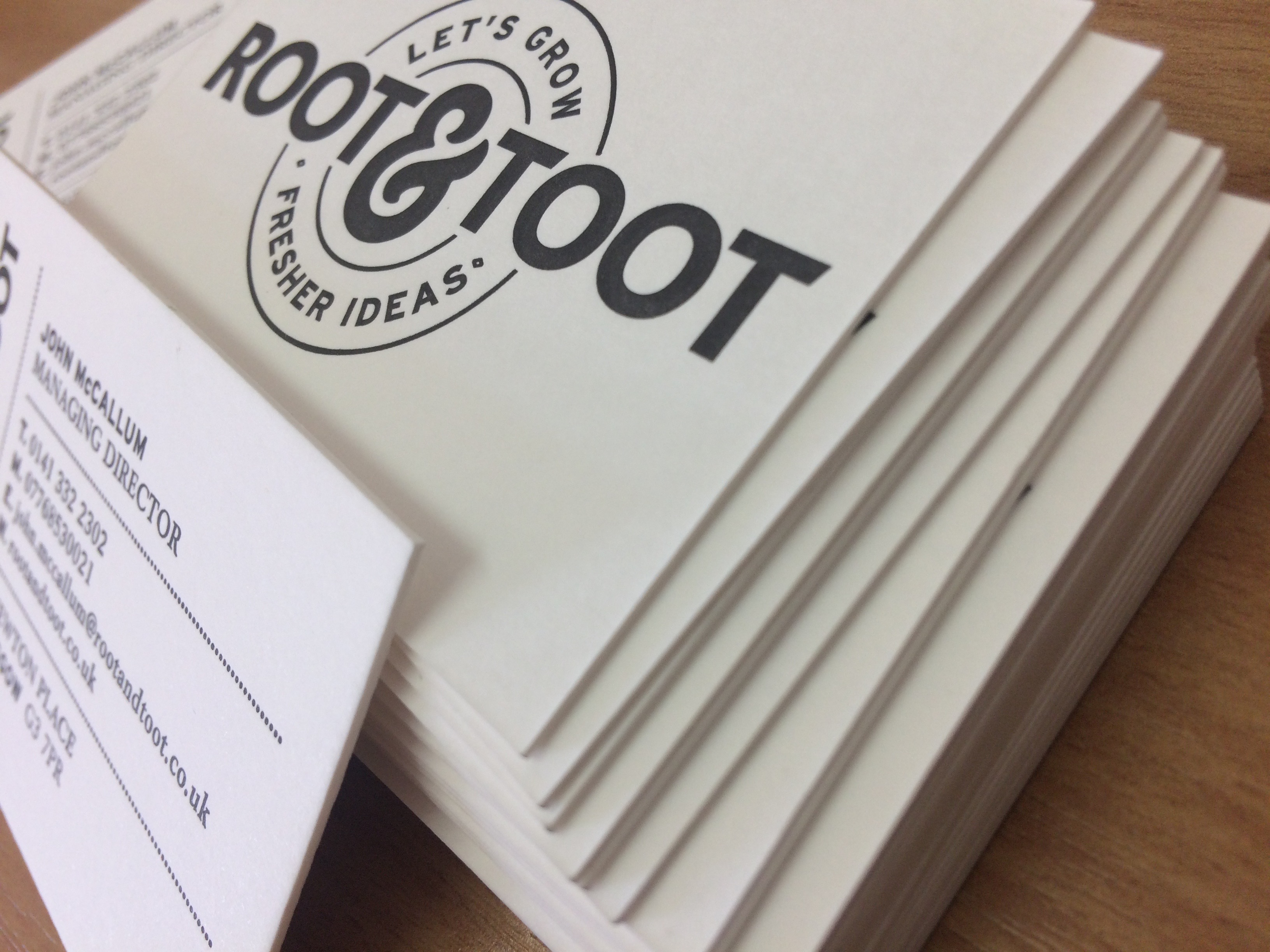Does Anyone In Food & Drink Still Need A Business Card